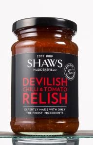 Devilish Chilli & Tomato